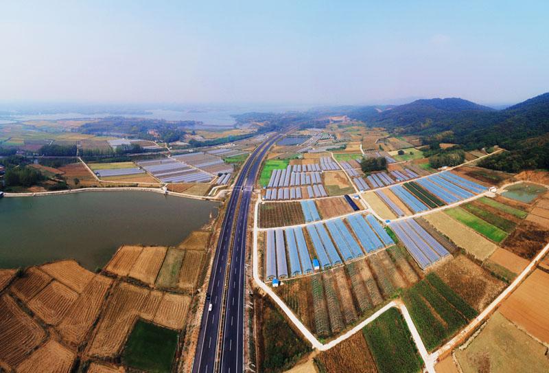 公路工程—滁淮高速滁州至定远段工程