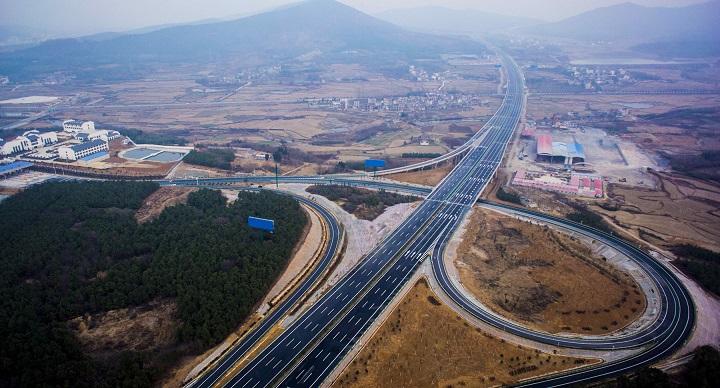 公路工程—北沿江高速马巢段工程(李春奖)