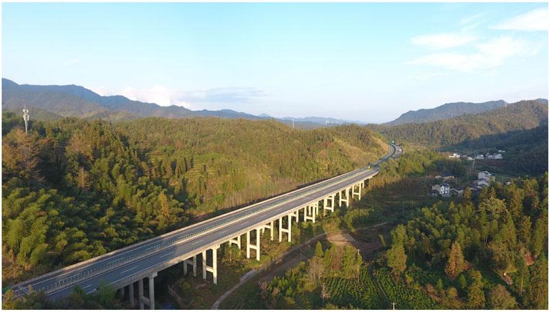 公路工程—黄祁高速公路工程(李春奖)