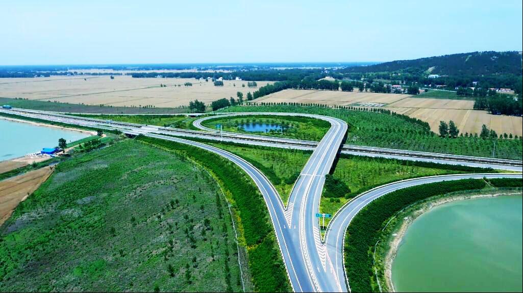 公路工程—泗宿高速公路工程(国优奖、李春奖)