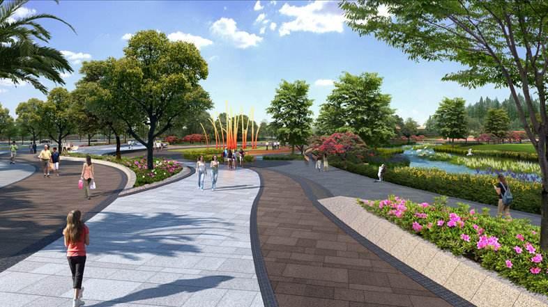 2城市公园绿化效果示意图.png